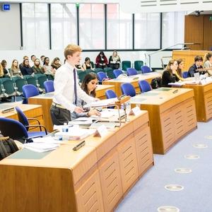 George - Farnham, : Graduate in Law with European Legal