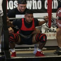 Engineering student offering individual personal training in Randburg. World record powerlifter 2015