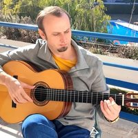 Flamenca guitar lessons (beginner level to medium and beyond) in Barcelona area Les Corts