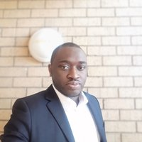 Mr Kabeya, expert in the coding environment for more than 5 years