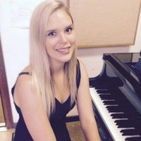Post graduate concert pianist with 12 years teaching experience of all ages (practical and theory), available online.