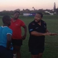 World Rugby level 2 rugby coach offering extra rugby lessons for individuals and groups